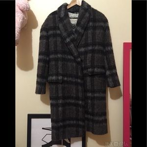 All saints coat size Xs